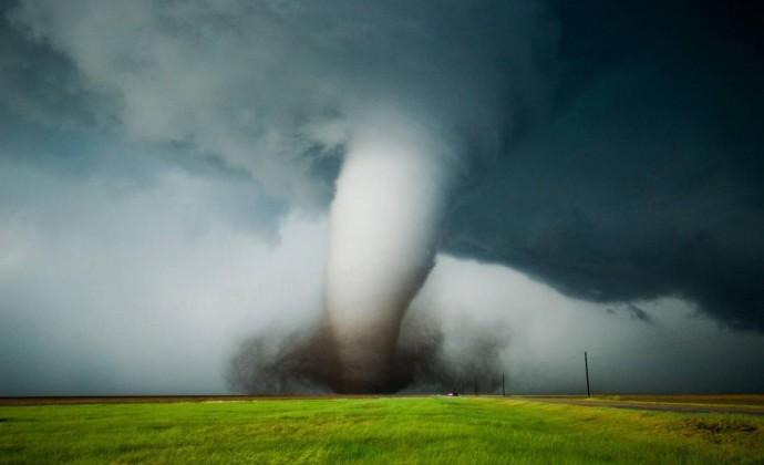 龙卷风是如何形成的?为什么会有龙卷风