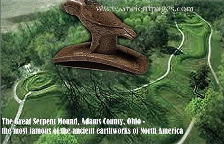 蛇丘俄亥俄州
