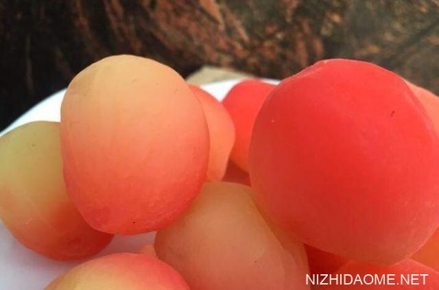 金西梅能吃吗 金西梅是腌制的吗