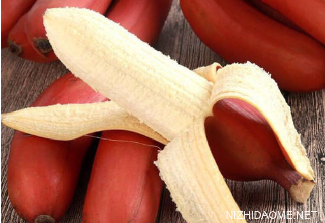 红香蕉硬硬的是不是没熟 红香蕉怎样催熟