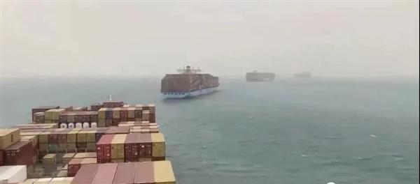 苏伊士运河被堵 全球遭殃:看什么看 又不是第一次
