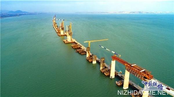 中国第一条350公里时速跨海高铁来了!2022年通车