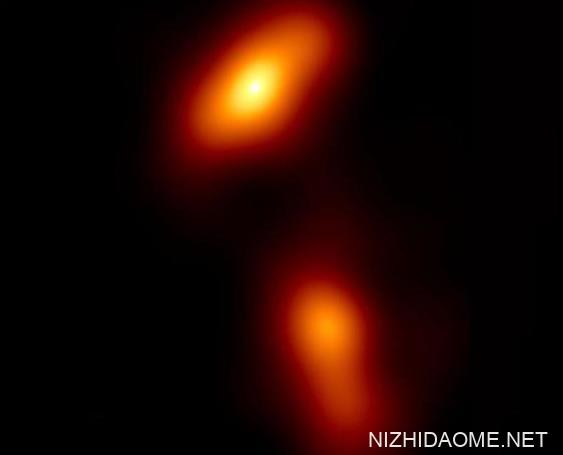 人类第一张黑洞照片公布2年后:这次不糊了!
