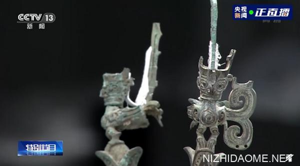 青铜神树修复后将第一时间展出:3000多年前工艺让人叫绝
