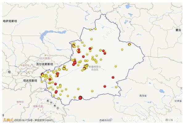 新疆拜城县突发5.4级地震:已致3人死亡