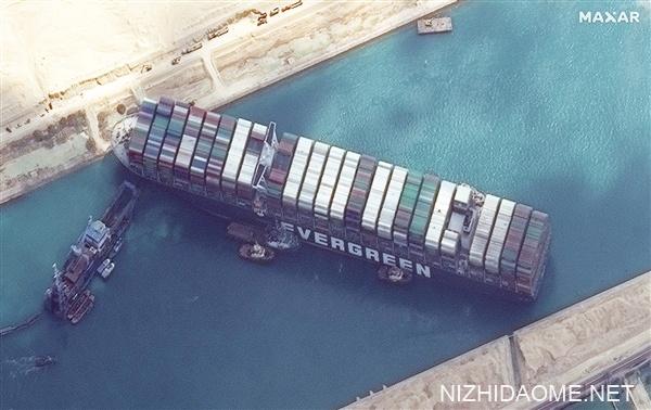 苏伊士运河持续堵船:影响全球多种商品供应