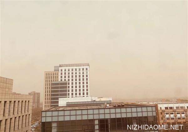 本次沙尘或将波及17个省区市:明起可能影响河南安徽