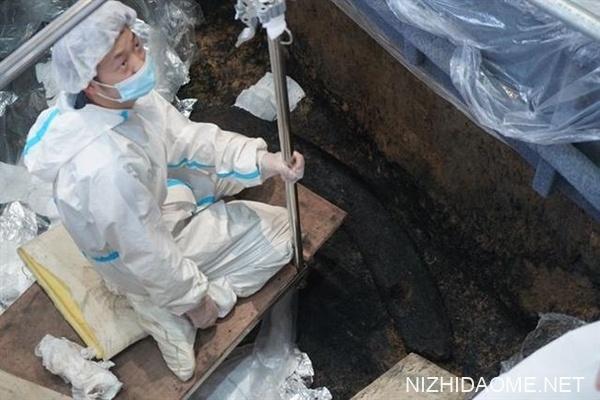 三星堆考古现场为何盖湿毛巾?保护几千年的象牙