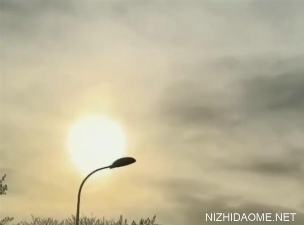 """北京出现""""双侧幻日""""美景:天上三个太阳"""