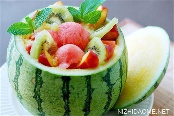 西瓜为什么这么甜 西瓜减肥的人可以吃吗