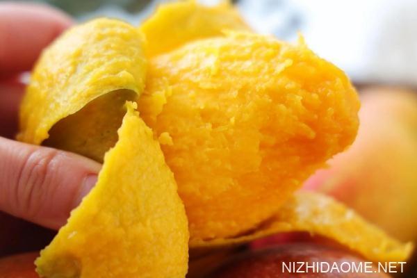 芒果皮能不能吃 芒果皮的功效与作用
