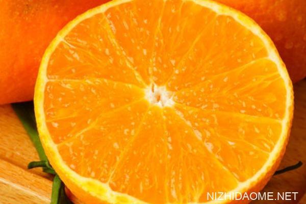 橙子可以美白吗 橙子可以补钾吗