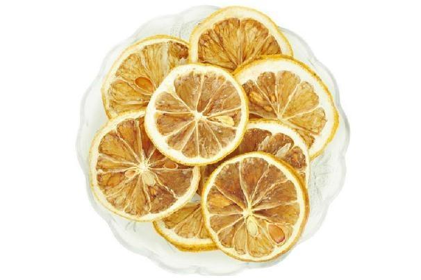 柠檬干的做法 柠檬干的作用与功效