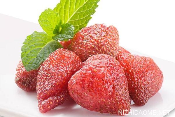 草莓干怎么制作 草莓干的功效与作用
