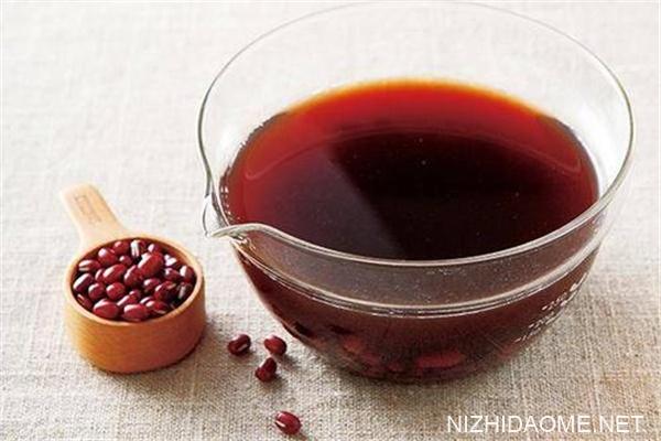 红豆水可以天天喝吗 红豆水和红豆汤的区别