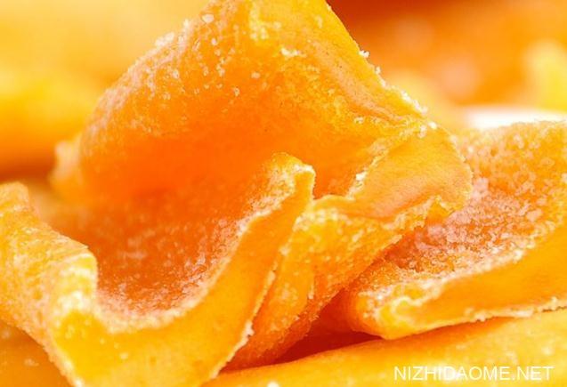 芒果干可以放多久 芒果干可以放冰箱保存吗
