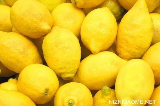 柠檬有黑点还能吃吗 柠檬有黑点是什么原因