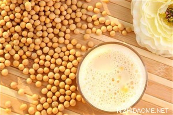 豆奶减肥可以喝吗 豆奶的热量