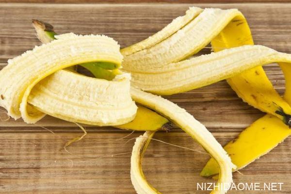 香蕉皮要怎么吃 香蕉皮的正确吃法