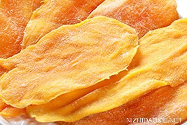 芒果干能空腹吃吗 吃芒果干的注意事项