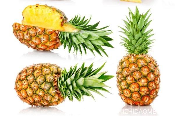 菠萝用盐水泡是什么原理 菠萝用盐水泡还是小苏打