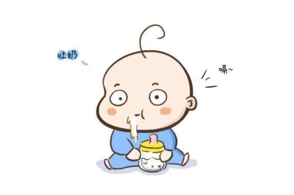 婴儿吐奶是什么原因引起的 婴儿吐奶严重往外喷奶