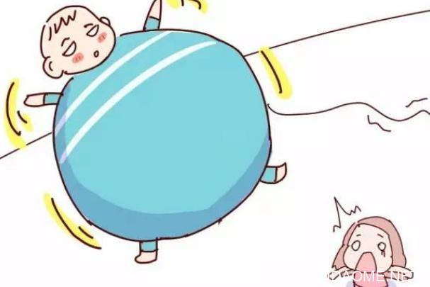 婴儿胀气可以趴着睡吗 婴儿胀气可以喝蜂蜜水吗