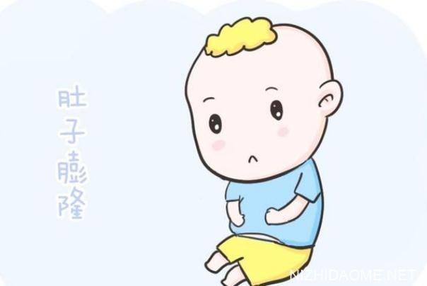 婴儿肠胀气要减少奶量吗 婴儿肠胀气会厌食吗