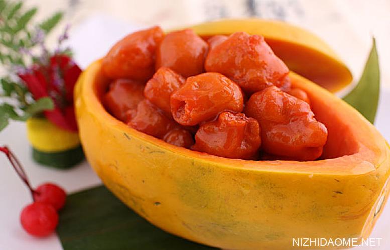 木瓜生的怎么吃 木瓜生的切开了如何催熟
