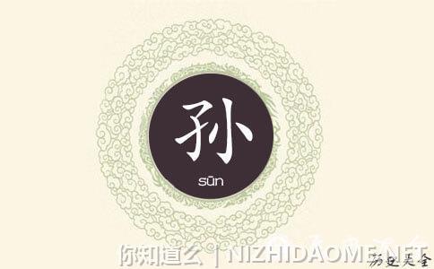 中国排名第一的姓氏 姓氏哪里分布最多 第4页 排名 姓氏 百家姓 第3张