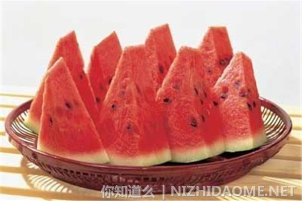 防暑降温吃什么好 防暑降温吃什么水果