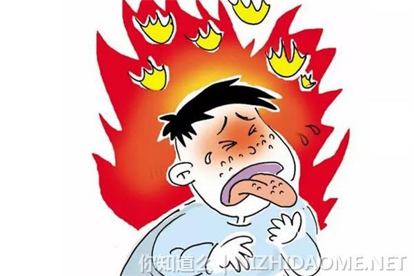 上火有哪些症状 上火吃什么可以降火